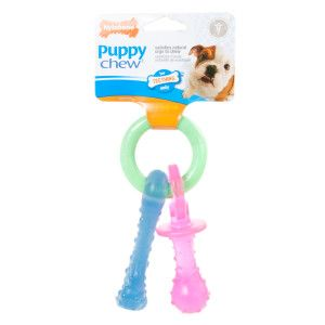Nylabone Puppy Teething Pacifier Petsmart Mama Bought Millie