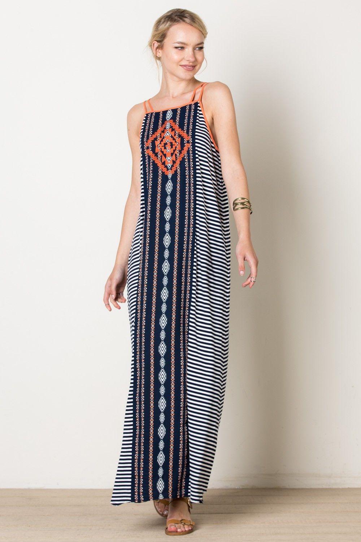 Urban style Maxi Dress | Products | Pinterest