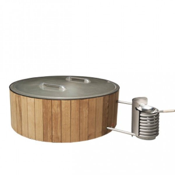 Dutchtub Wood camping Pinterest Woods and Cabin - g nstige k chen ikea