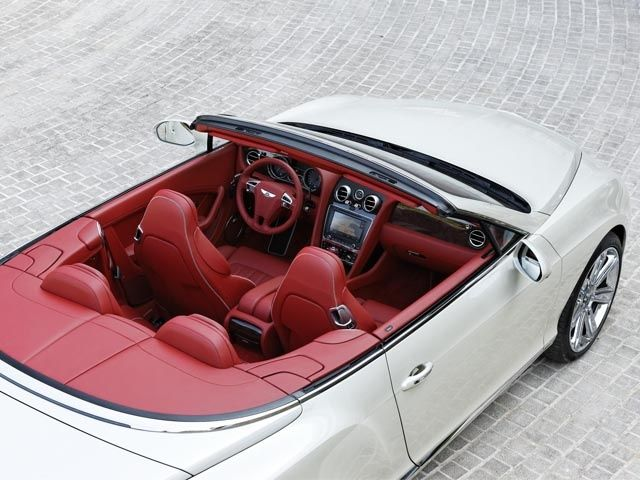 bentley continental gtc silk white slide 3 white bentley red interior and black rims my 67
