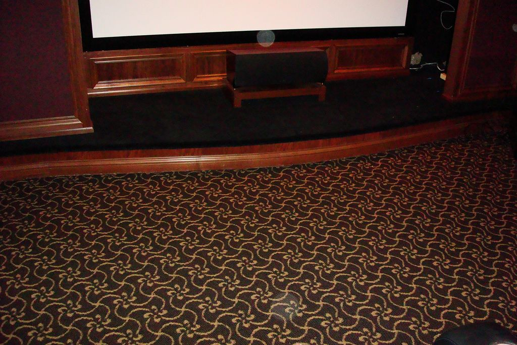 General, What You Should Concern About Home Theater Carpet: Elegant Home  Theatre Carpet Design