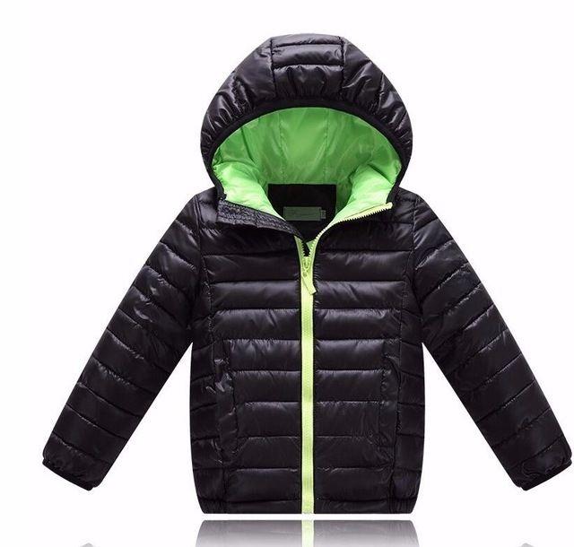 ccc38c63be43 Children Jackets For Boys Girls Winter White Duck Down Coats Kids ...