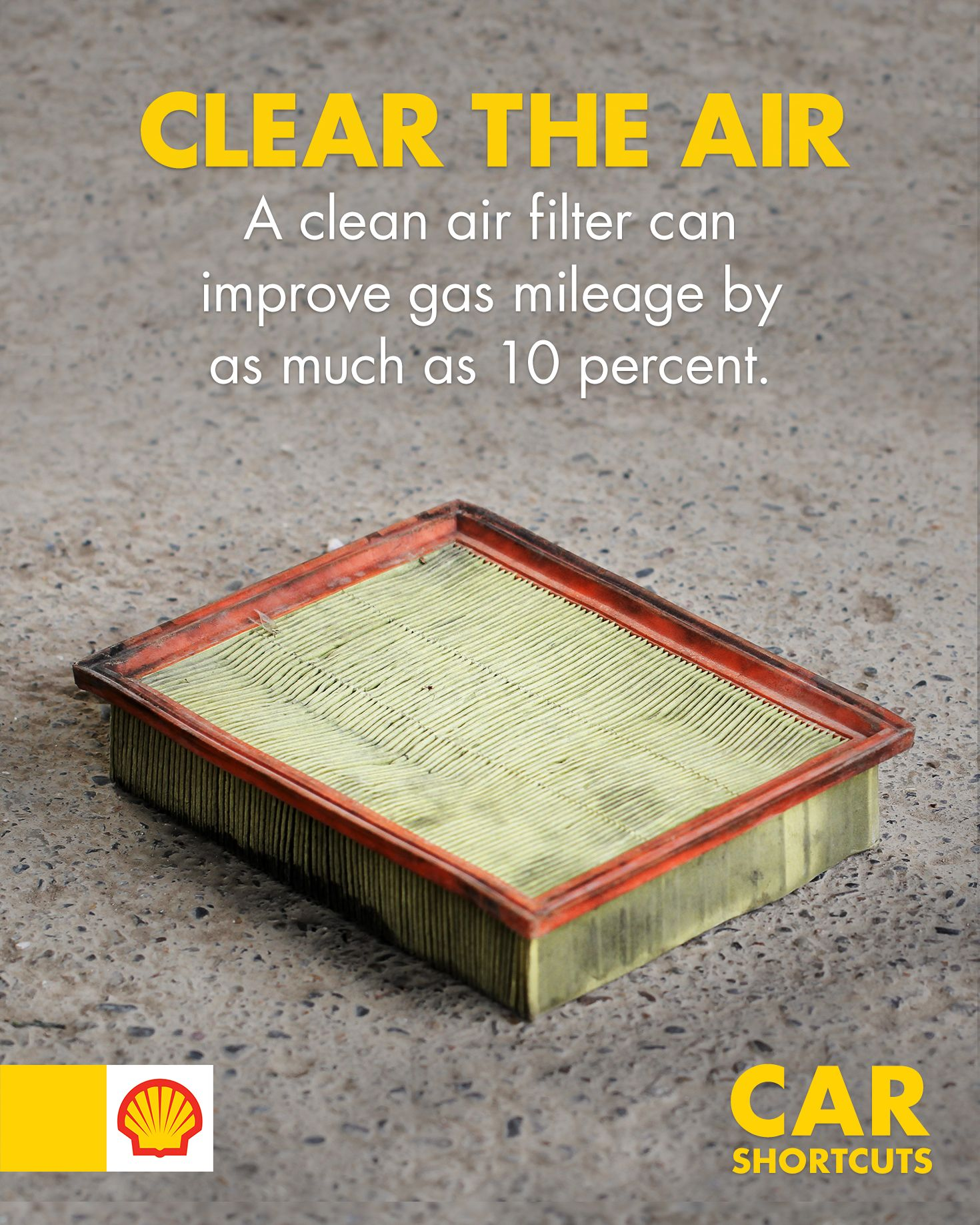 Changing your car air filter can be easy to overlook but
