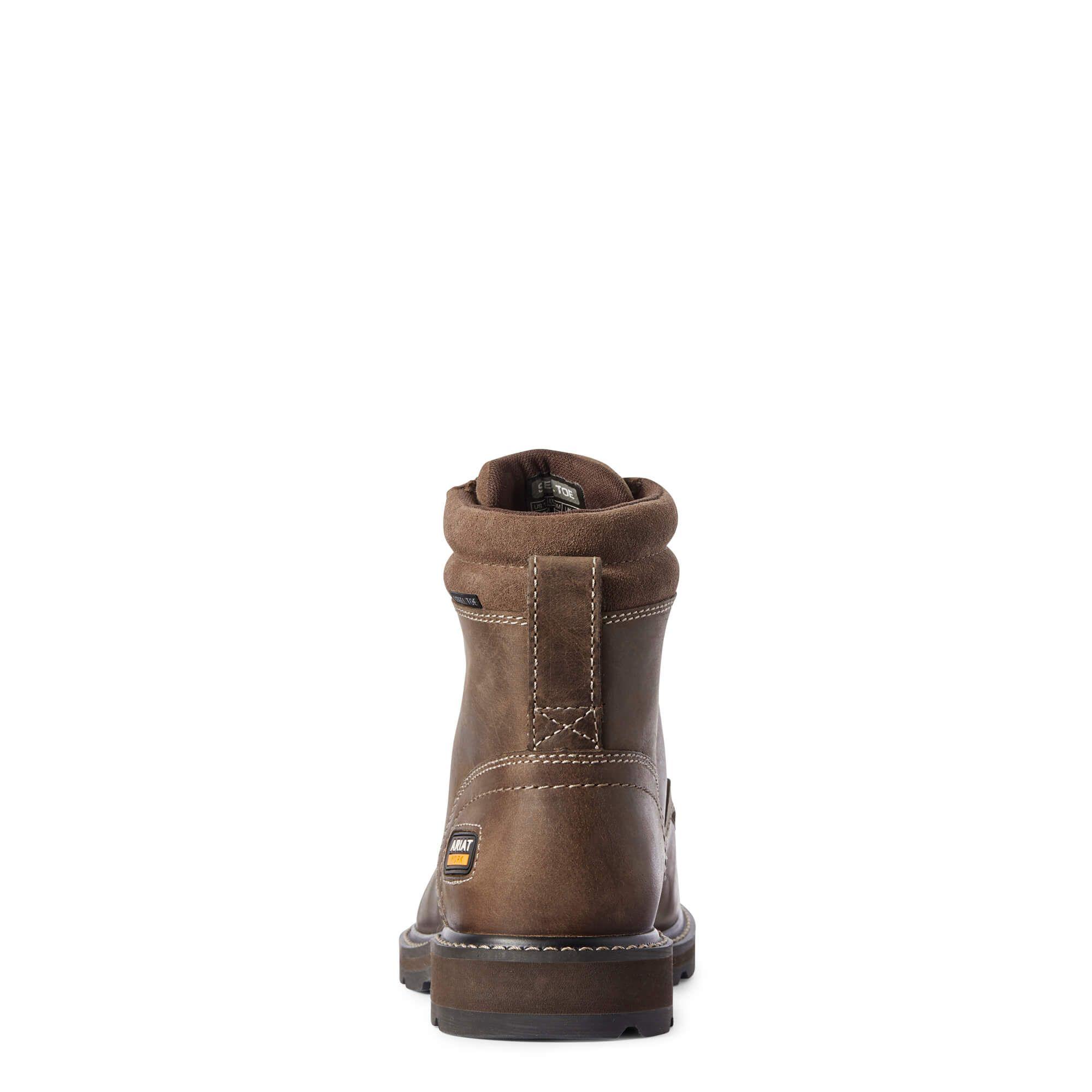 Groundbreaker 6 Ii Steel Toe Work Boot In 2020 Steel Toe Work Boots Steel Toe Boots