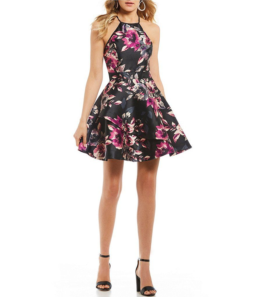 Pin by amber rodriguez on hoco pinterest dresses flare dress