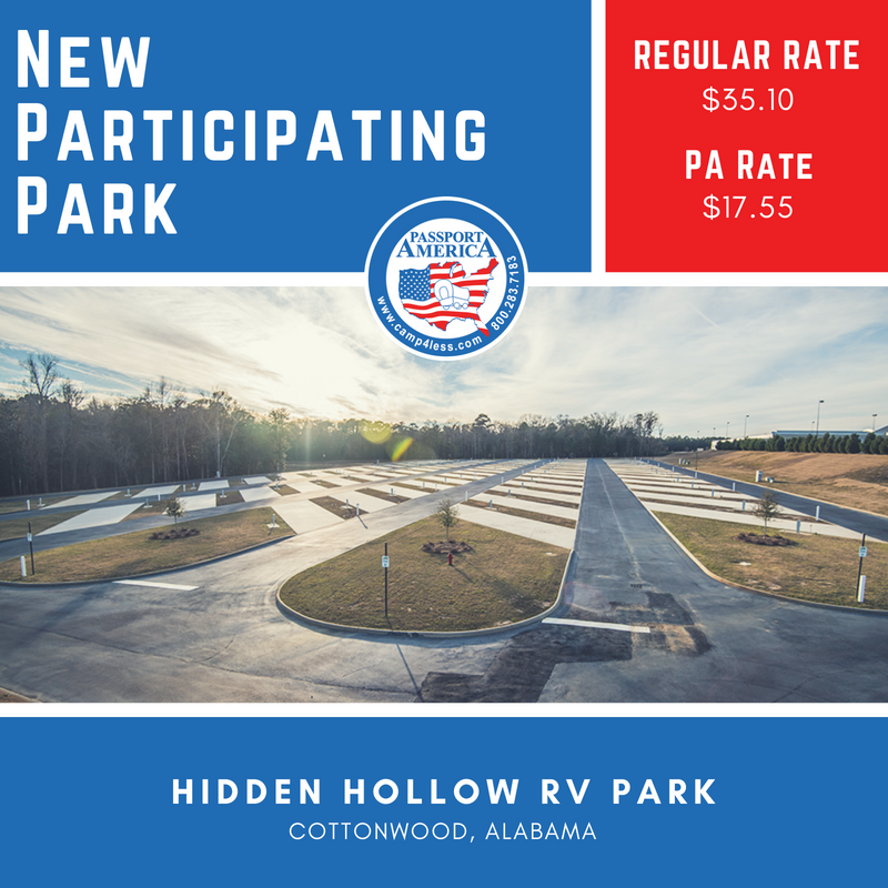 Hookup New Baldwin Park: Check Out New Participating Park Hidden Hollow RV Park For