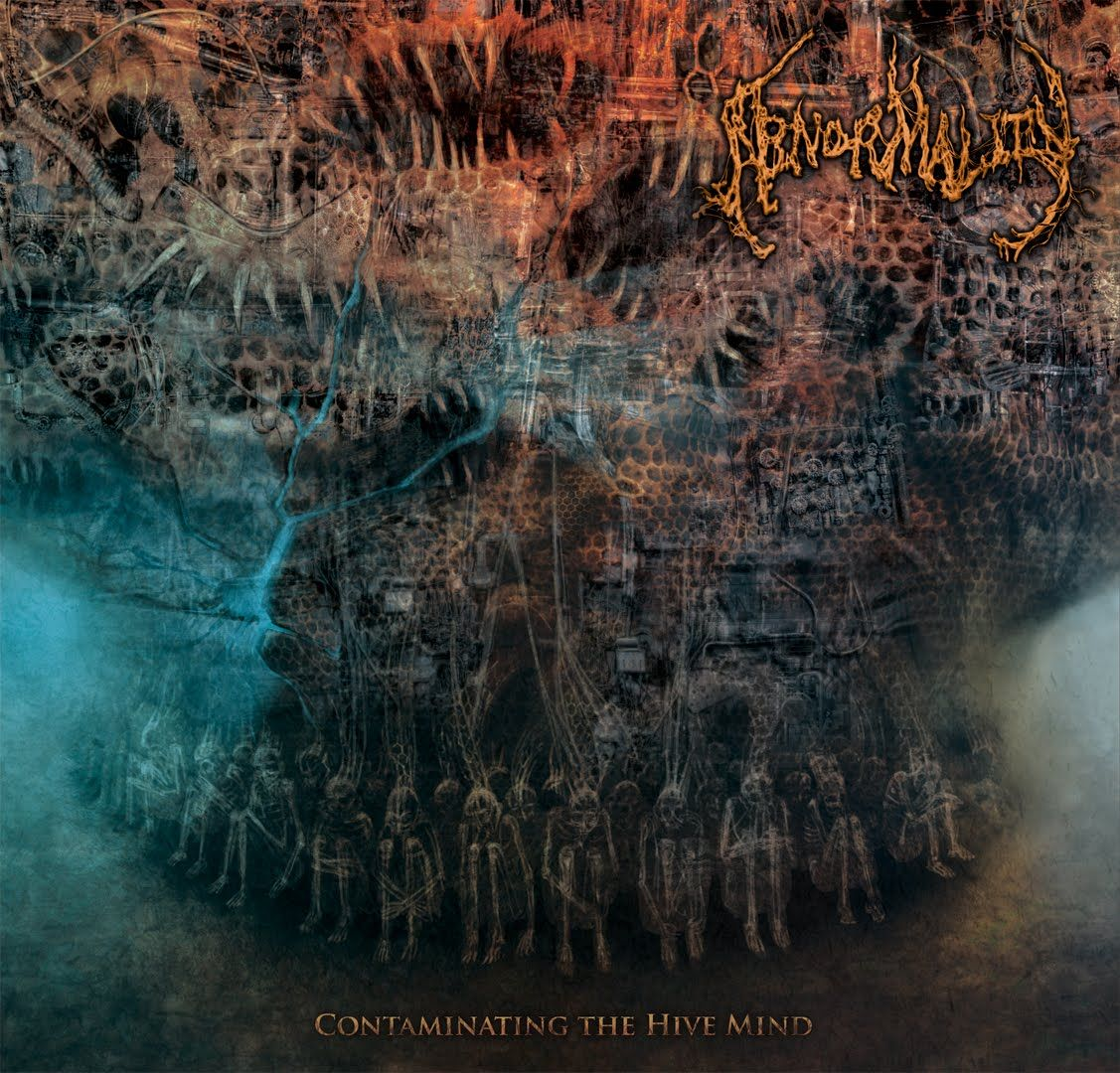 Abnormality Contaminating The Hive Mind 2012 Full Album