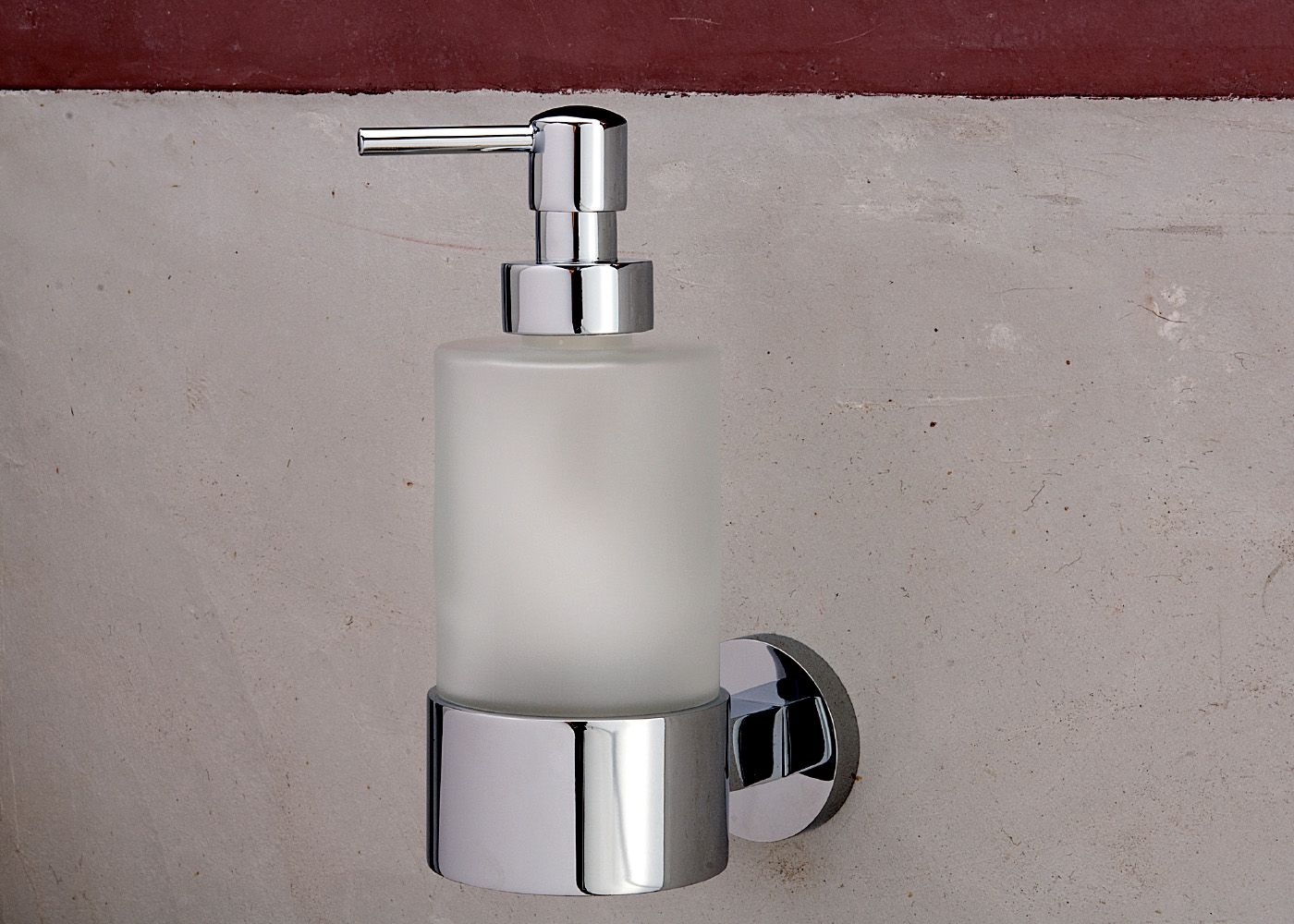 Wall Mounted Soap Dispenser By Scandal Collection Violekdesign