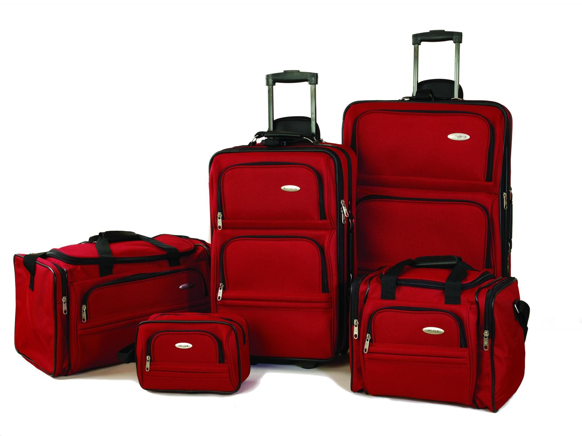 Samsonite Luggage Set - Five Piece Nested Set 17386-1726 | Luggage ...