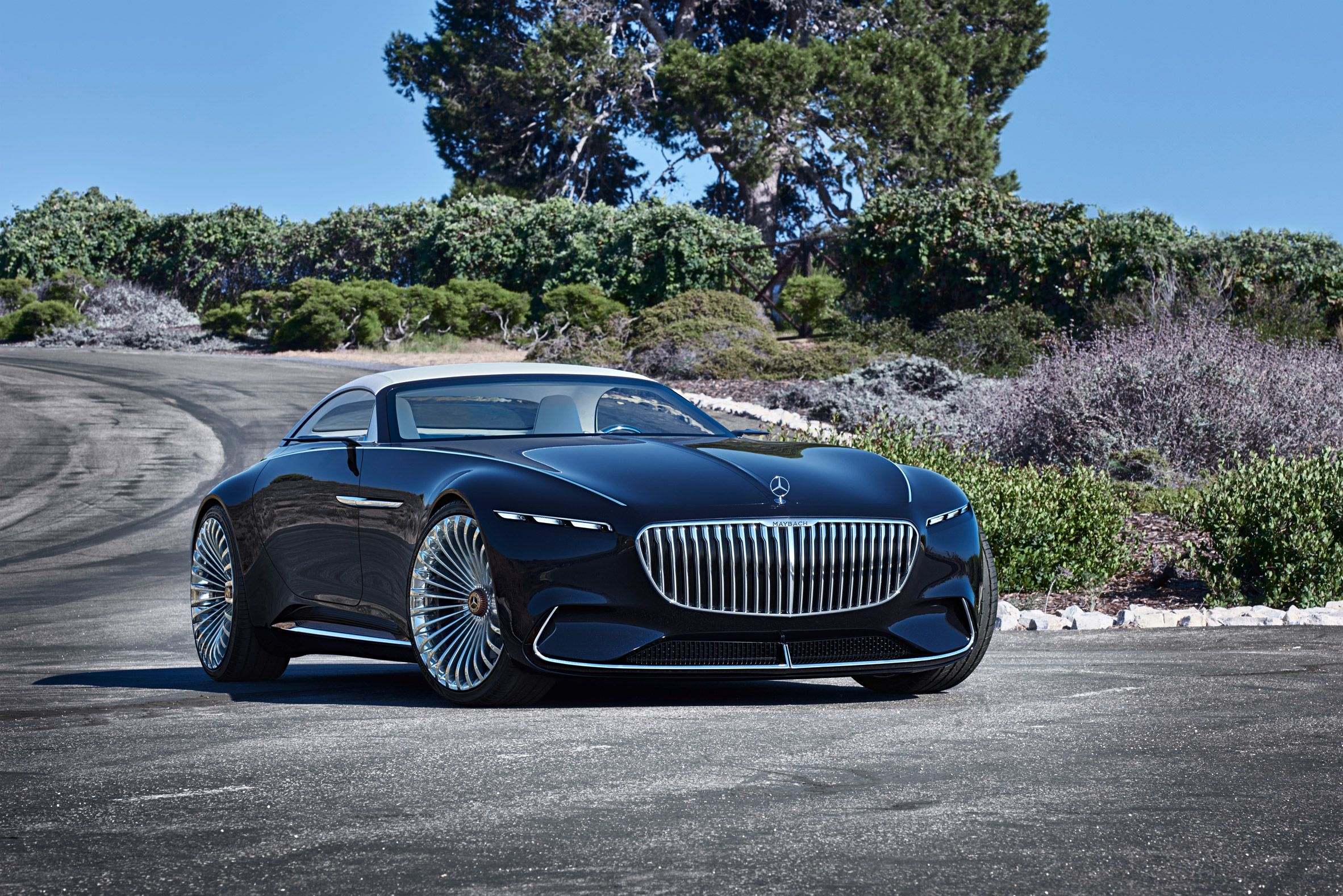 Mercedes-Benz\'s latest concept car takes its design cues from art ...