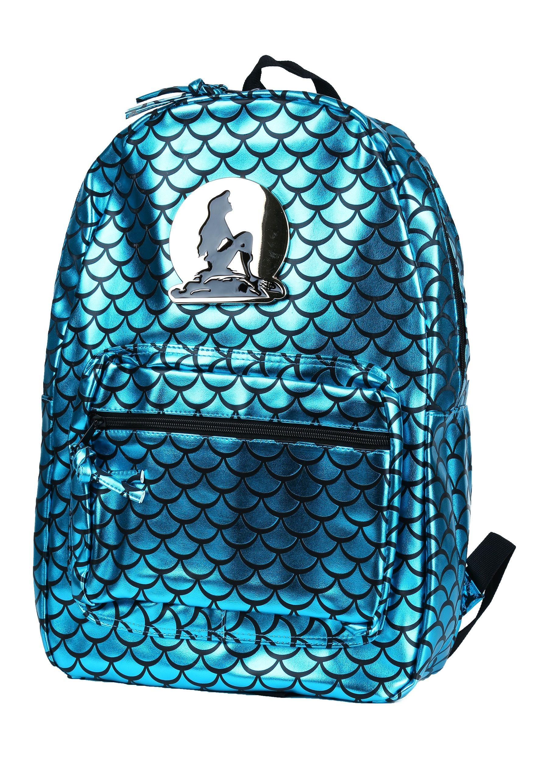 4ab87fa15fa1 Disney Ariel The Little Mermaid Backpack Little Mermaid Gifts