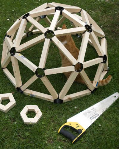 Wood Geodesic Dome Plans: Geodesic Dome, Geodesic Dome