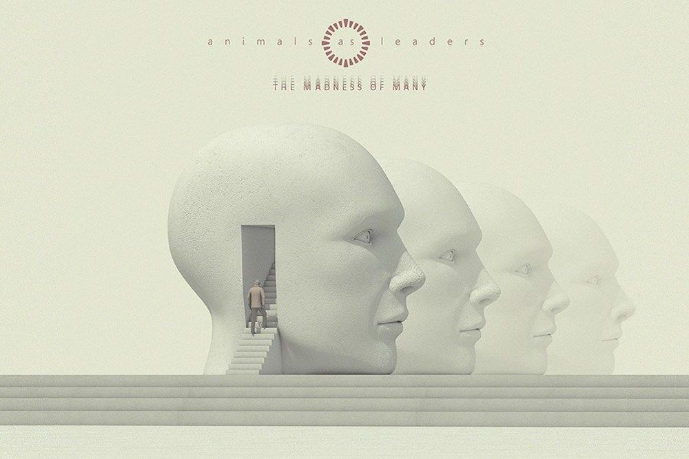 "Album Review: Animals As Leaders - ""The Madness of Many"" (8/10)"