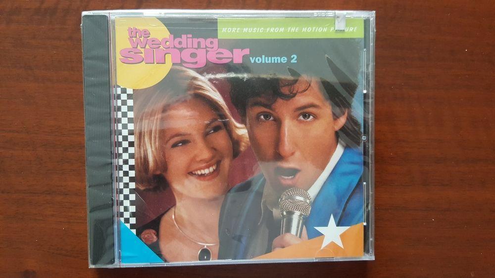 The Wedding Singer Vol2 OST CD US 9 46984 2 SEALED