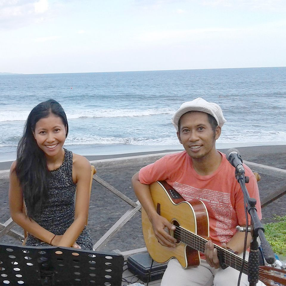 Keramas Beach Wedding sound check (With images) Bali