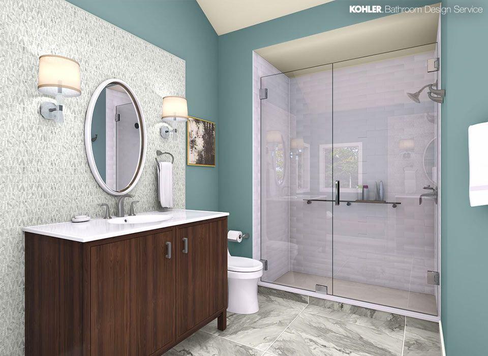 Kohler Bathroom Design Service Personalized Bathroom Designs Bathroom Design Bathroom Ideas Personal Personalized Bathroom Bathroom Design Kohler Bathroom
