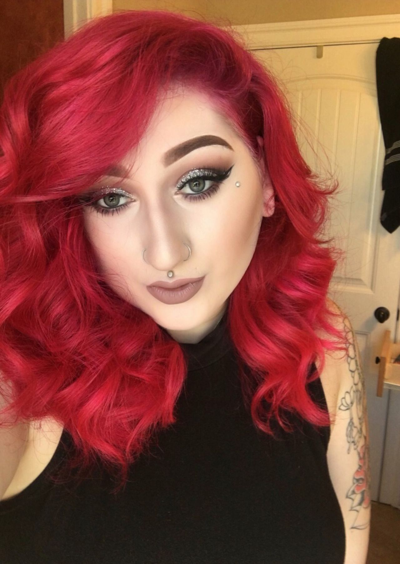heroinebob Haircut and color, Extreme hair colors, Hair blog