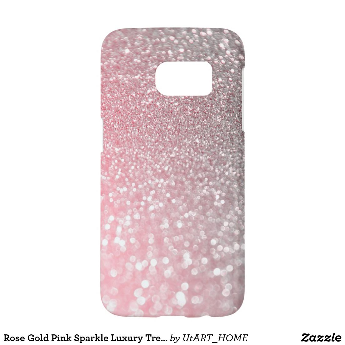 Rose Gold Pink Sparkle Luxury Trendy Glitter Case Mate Samsung Galaxy Case Zazzle Com Samsung Galaxy S7 Cases Galaxy S7 Cases Samsung Galaxy Case