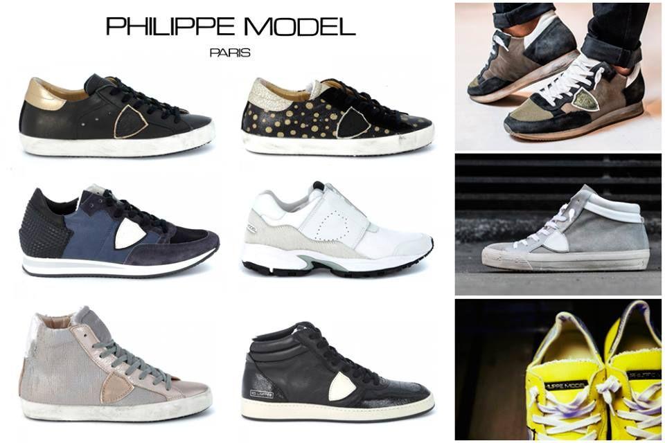 http://bit.ly/H-Brands-PhilippeModel Nuovi arrivi della settimana: sneakers Philippe Model! Visita il nostro online shop e scopri la collezione A/I 2015/16. Fresh in store: Philippe Model sneakers! Visit our online store and discover the new F/W 2015/16 collection.