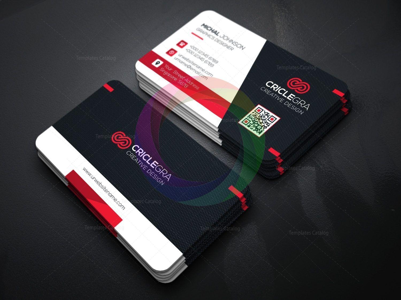 Modern Business Card Templates Modern Business Cards Card