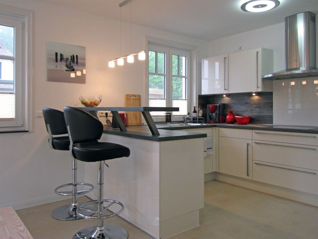 kuche offene kuche wohnzimmer bilder schon mit offener. Black Bedroom Furniture Sets. Home Design Ideas