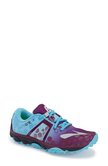564eb2f4400e5 Brooks+ PureGrit+4 +Trail+Running+Shoe+(Women)+available+at+ Nordstrom