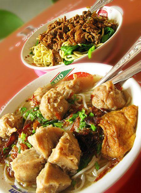 Resep Mie Ayam Solo : resep, Indonesian, Makan, Malam,, Masakan, Indonesia,, Resep, Makanan