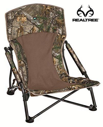 Realtree Camo Turkey Hunting Folding Chair By Redhead 29