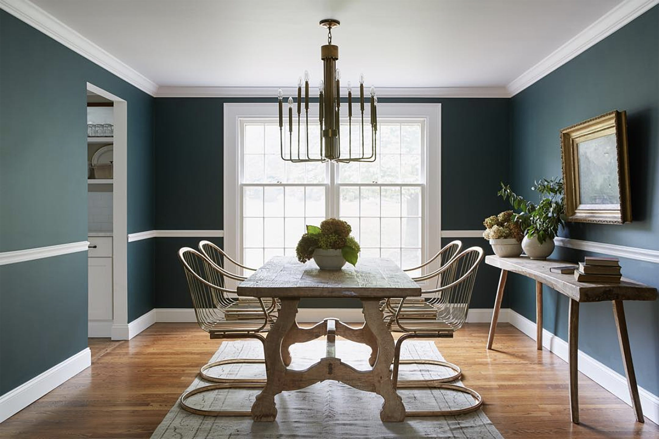 Are Dark Green Walls the New White Walls? (Short Answer ...