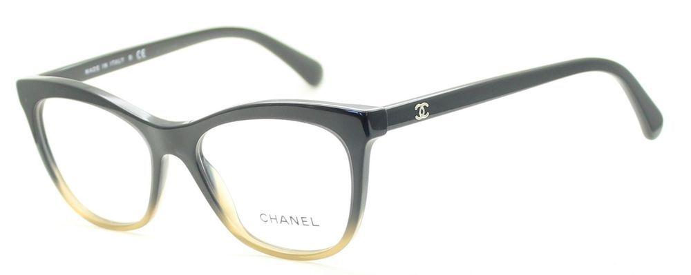 e29d8426cb CHANEL 3341 c.1556 52mm Eyewear FRAMES Eyeglasses RX Optical Glasses BNIB - ITALY