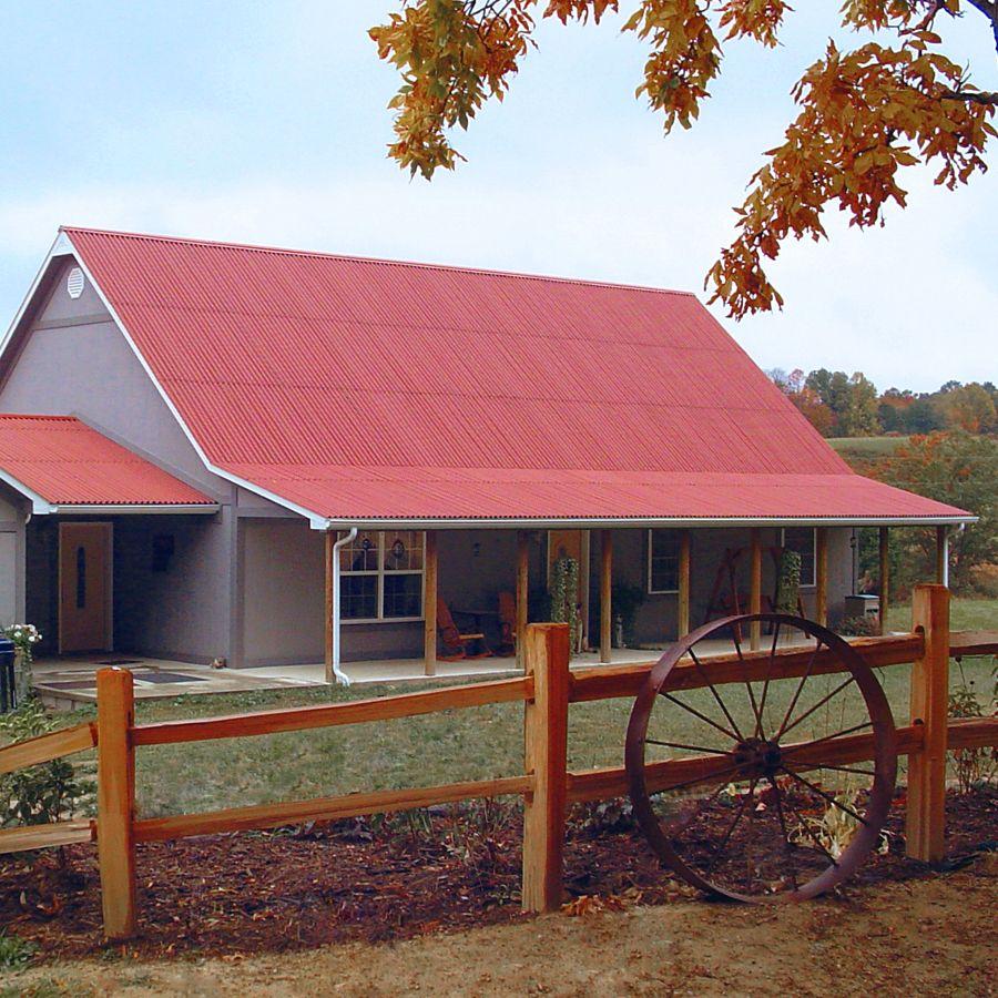 Shop Ondura 4 Ft X 6 58 Ft Corrugated Cellulose Fiber Asphalt Roof Panel At Lowes Com