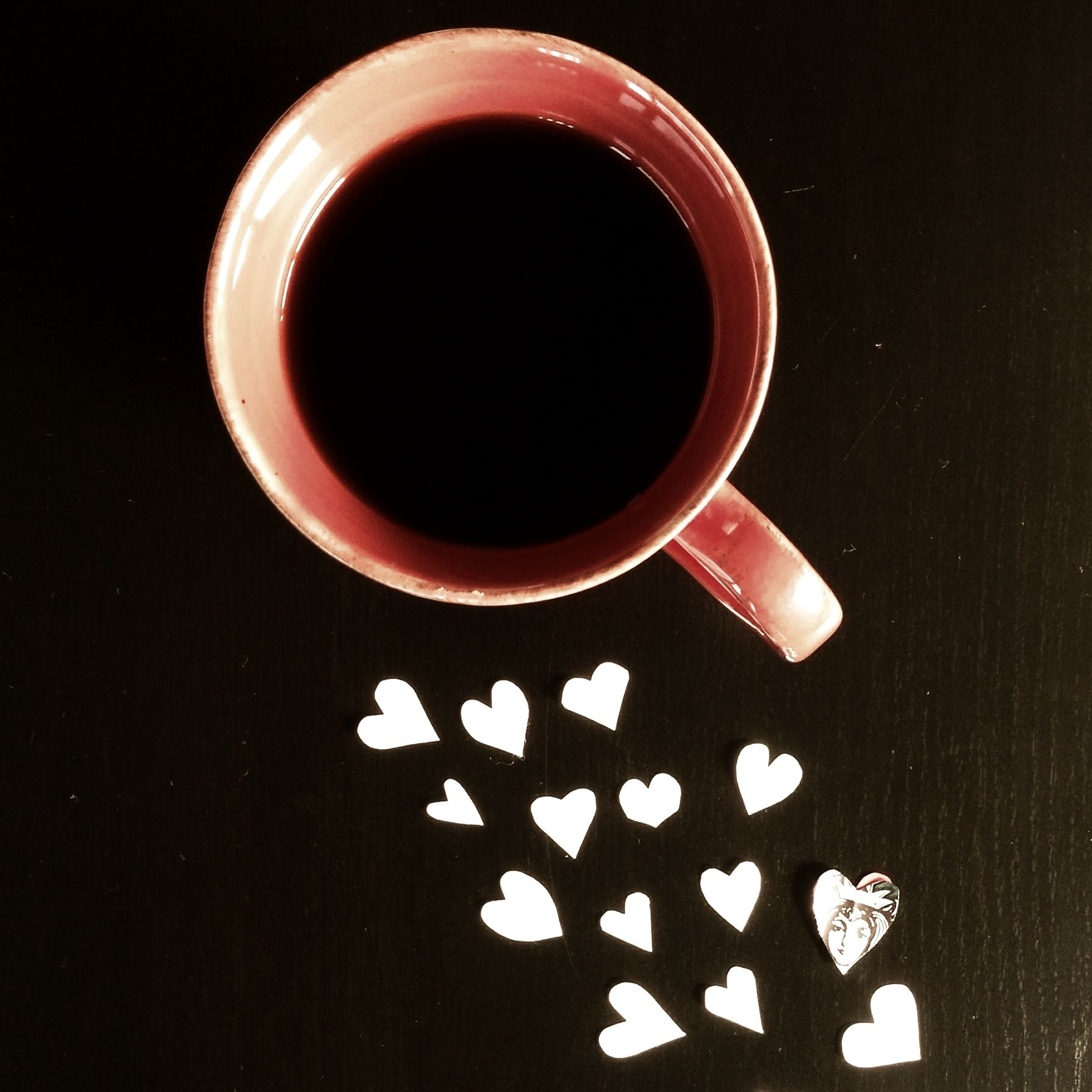 Follow your heart celebrate what you love coffee for Passion coffee