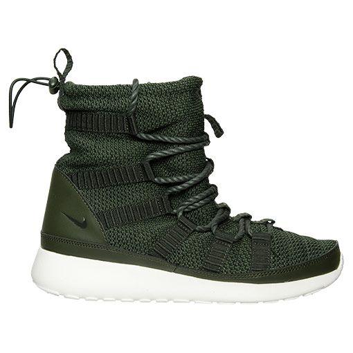best sneakers 0b19b b7d76 Nike Roshe One Hi Sneakerboots