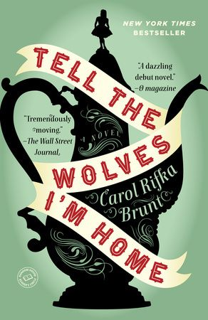 So much more than a coming of age story. Tell the Wolves I'm Home by Carol Rifka Brunt.
