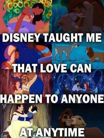 What Disney taught me