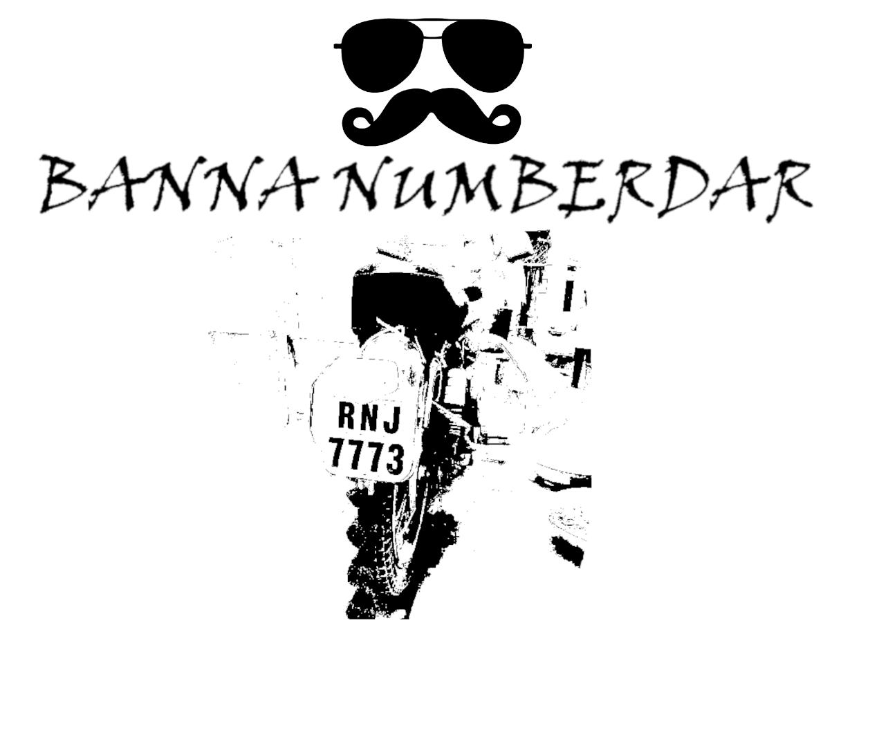 Bannanumberdar7773 Bike Art Character