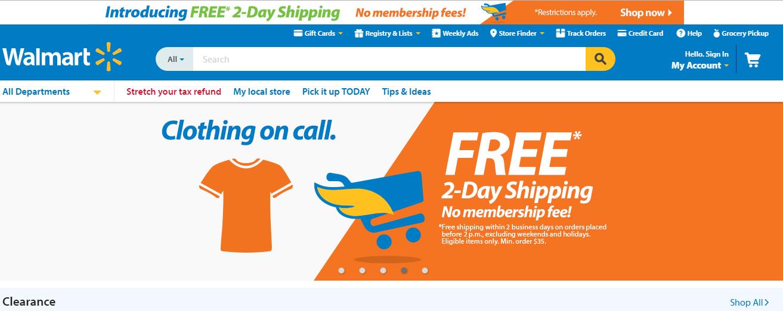Coupon from Walmart coupon websitemarketing discount