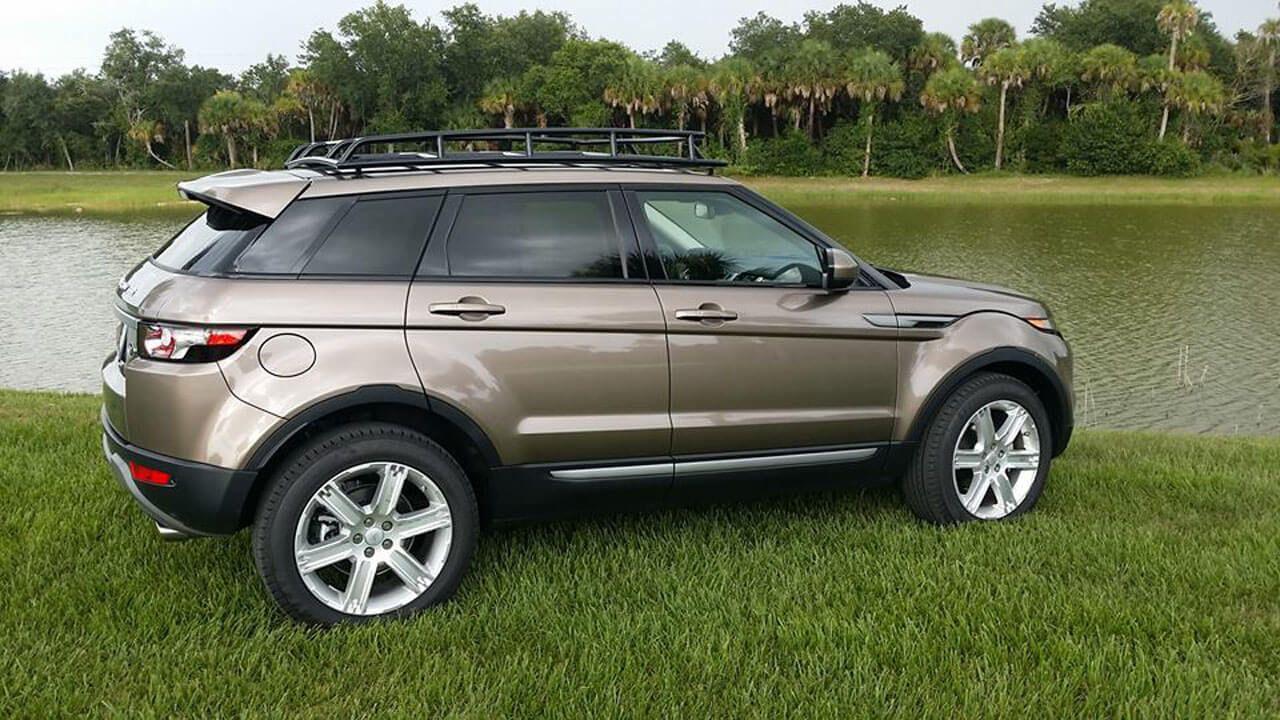 Land Rover Range Rover Evoque Accessories Voyager Racks Range Rover Evoque Land Rover Range Rover