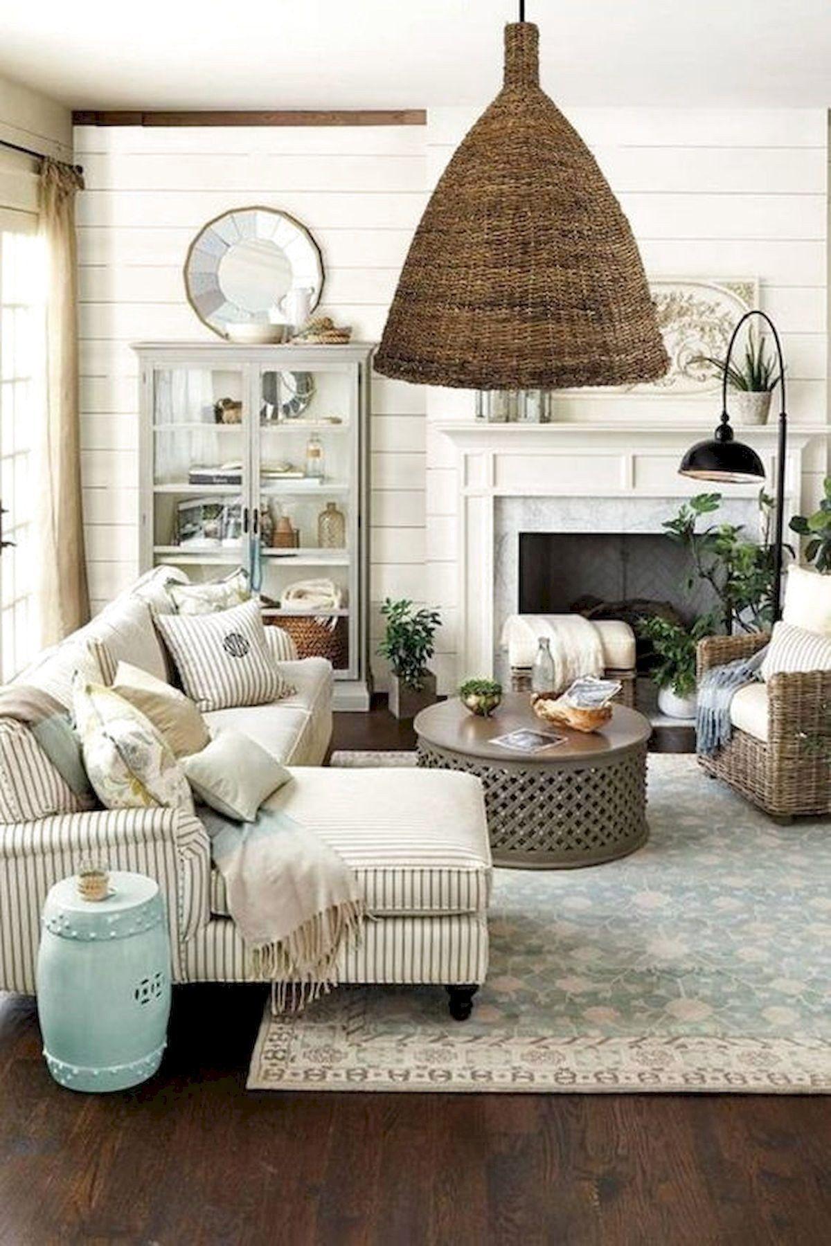 100 Best Farmhouse Living Room Decor Ideas 60 Home Decor