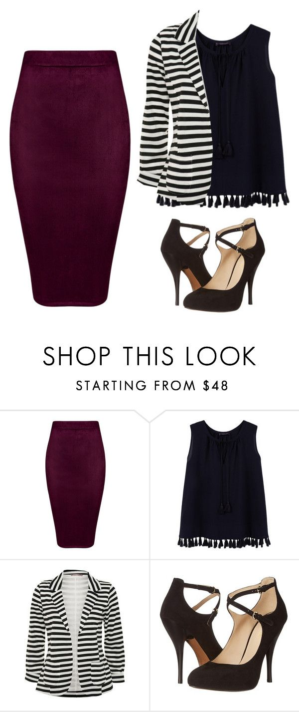 """""""Untitled #795"""" by bye18 ❤ liked on Polyvore featuring Violeta by Mango, A