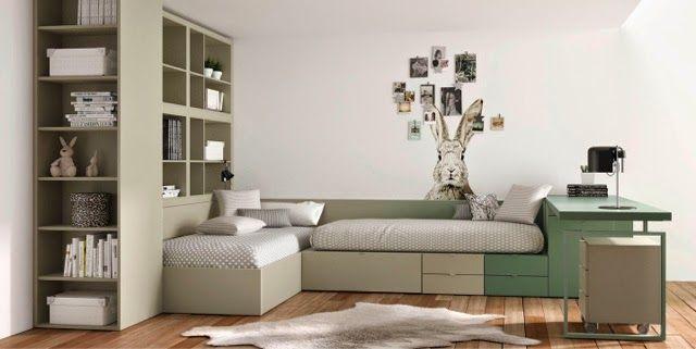 Dormitorios Juveniles Habitaciones Infantiles Y Mueble Juvenil - Diseo-dormitorios-juveniles
