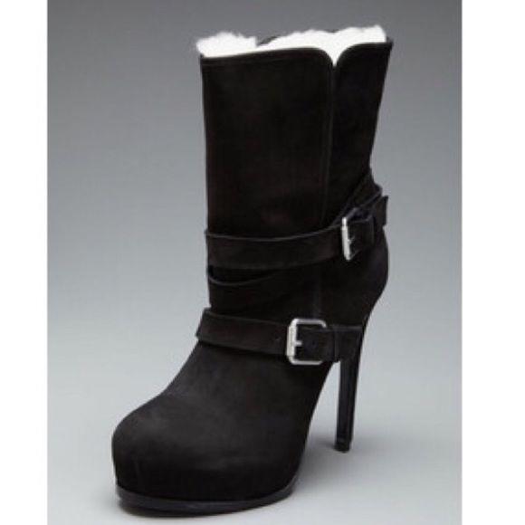 Pour La Victoire booties Pour La Victoire Lizzie bootie. Never used. Pour la Victoire Shoes Ankle Boots & Booties