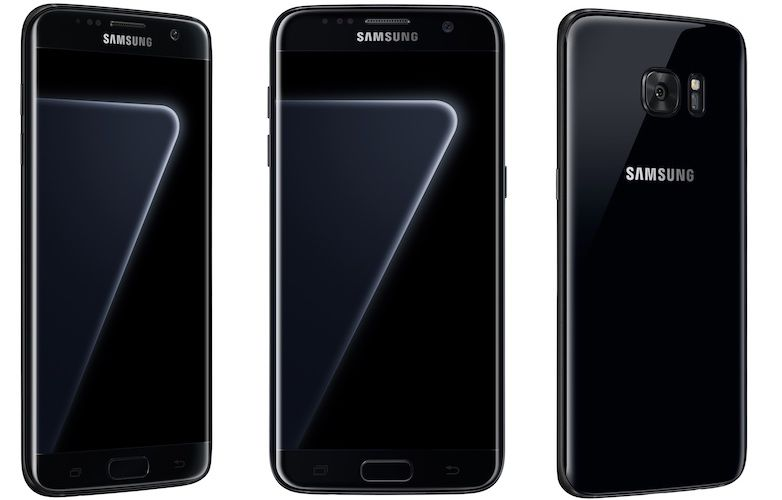 Black Pearl Galaxy S7 Edge Coming To India Early January Samsung Jet Black Iphone Galaxy S7