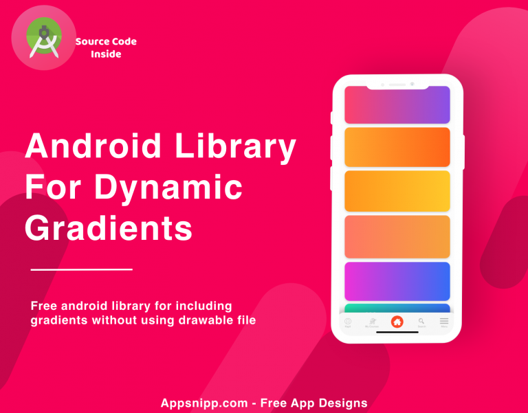 Android Archives App Snipp in 2020 Coding apps, Coding