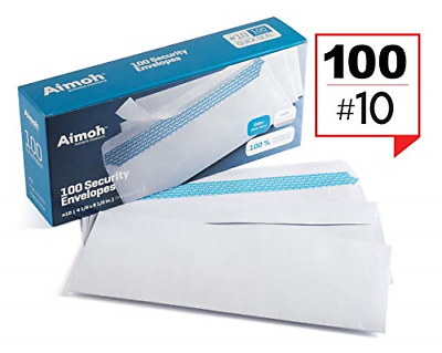 Ad Ebay 10 Security Tinted Self Seal Envelopes No Window Size 4 1 8 X 9 1 2 Inches Security Envelopes Tints Book Stamp
