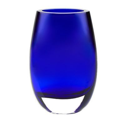 Badash Crystal Crescendo Vase Color: