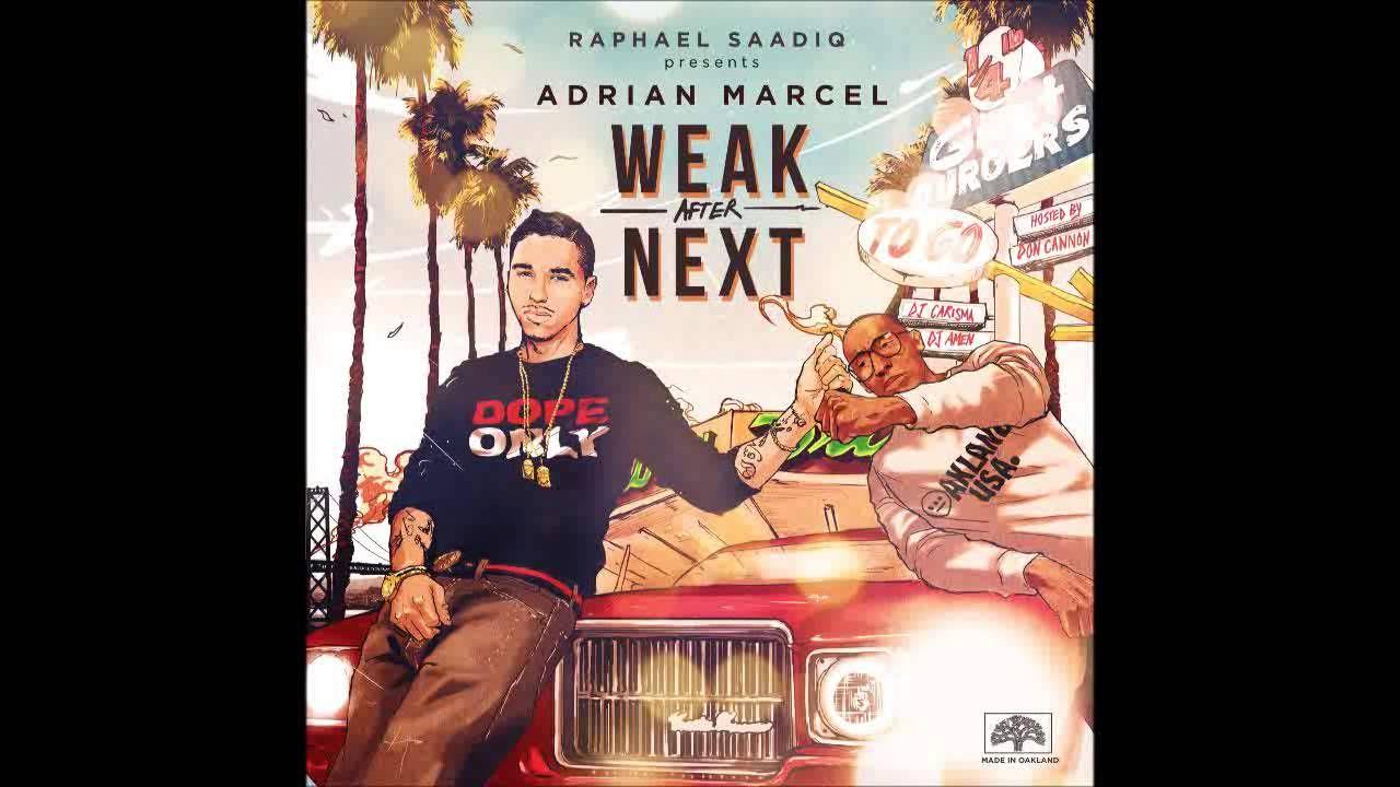 Adrian Marcel - Searching (Ft. Raphael Saadiq & Snoop Dogg) [Weak After ...