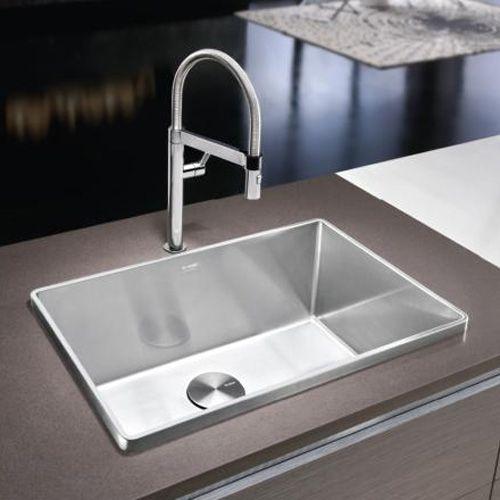 17 X 26 Blanco Attika Drop In Kitchen Sink Stainless 519594