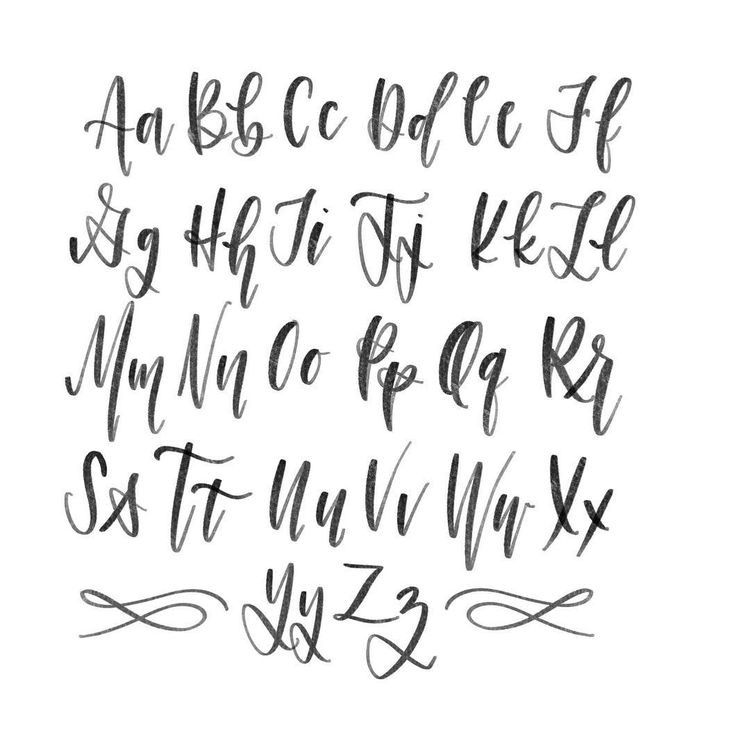 Pin By Brittany Hall On Fonts, Lettering And Calligraphy