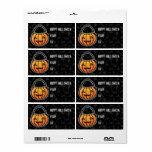 Halloween Label #halloween #happyhalloween #halloweenparty #halloweenmakeup #halloweencostume